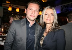 Stefan Ettl und Andrea Sajben (Foto Christina Dow)