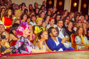 """""""HTC FASHION Check-in"""" in der Wiener Staatsoper (Foto FLASHED EVENTS)"""