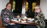 OPUS-Sänger Ewald Pfleger mit Gattin Andrea (Foto Christina Dow)
