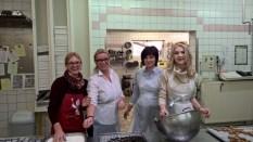 Bettina Kuzmicki, Beatrix Drennig, Gudrun Preschern, Christiane Baldauf