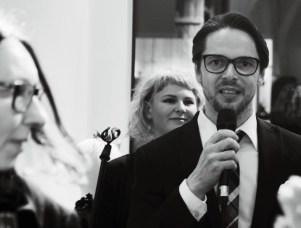 Optiker und Hausherr Christian Potisk (Foto Eva Maria Guggenberger)