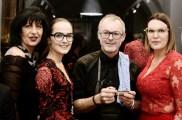 Sabine Friedl, Eva Poleschinski, Albert Kriwetz und Katharina Plattner (Foto Eva Maria Guggenberger)