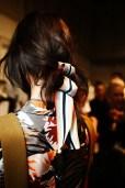 Backstage bei Dorothee Schumacher Mercedes-Benz Fashion Week Berlin