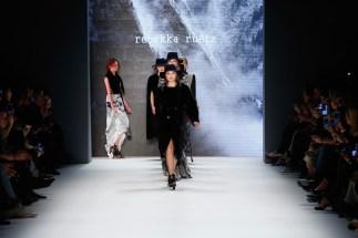 Rebekka Ruetz Show Mercedes-Benz Fashion Week Berlin (Photo by Frazer Harrison/Getty Images)