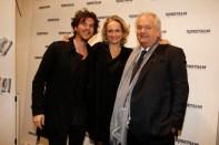 Ulli und Wilhelm Ehrlich Sportalm Fashion Show auf der Mercedes - Benz Fashionweek Berlin (Agency People Image (c) Jessica Kassner)