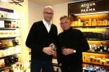 Gentlemen Evening bei Nägele & Strubell in Graz (Foto Manfred Lach)