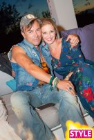 Uwe Kröger mit Christine Reiler - STYLE UP YOUR LIFE! Sommerfest OBEGG 26. (Foto STYLE UP YOUR LIFE/Moni Fellner)
