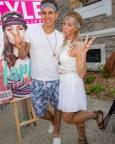 Philipp Knefz und Sabrina Sammer - STYLE UP YOUR LIFE! Sommerfest OBEGG 26. (Foto STYLE UP YOUR LIFE/Moni Fellner)