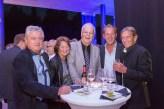 DDr. Moser, Prim. Dr. Gießauf mit Gattin, Prim. Dr. Umschaden, Hans Schullin (Foto GEOPHO – Jorj Konstantinov Photography)