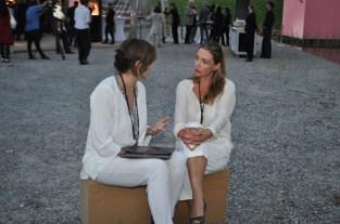 SCHULLIN SPIRIT is back - Karin Kuschik im Gespräch mit Aglaia Szyszkowitz (Foto Reinhard Sudy)
