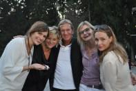 SCHULLIN SPIRIT is back - Karin Kuschik, Anne Marie Schullin, Hans Schullin Hedi Grager, Aglaia Szyszkowitz (Foto Reinhard Sudy)