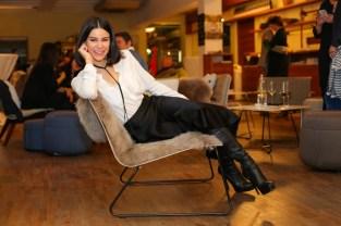 VITEO Outdoor Möbel Präsentation am GUT PÖSSNITZBERG - Top Model Kerstin Lechner (Foto Moni Fellner)
