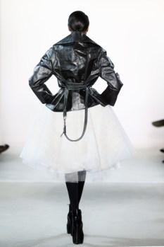 Isabel Vollrath zeigt ihre Herbst/Winter-Kollektion 2017/18 auf der Fashion Week Berlin(Photo by Frazer Harrison/Getty Images)
