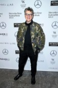 Rolf Scheider bei Rebekka Ruetz Show auf der Mercedes-Benz Fashion Week Berlin (Foto Getty Images)