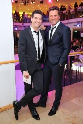 Brandboxx Fashion Night: Norbert Oberhauser, Volker Piesczek (Foto Moni Fellner)