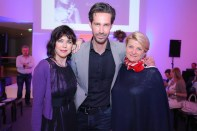 Brandboxx Fashion Night: Michael Lameraner, Anja Kruse, Marlies Muhr (Foto Moni Fellner)