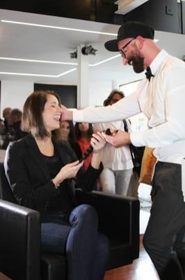 Die Charity-Aktion Schnipp schnapp Haare ab! war ein voller Erfolg (Foto Fotostudio Sima)
