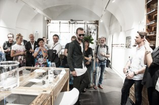 Luxury Gentlemen Night im Grazer BrillenQuartier (Foto Philipp Podesser)