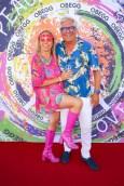 Ulrike und Heinz Haselwander - OBEGG Sommerfest von Adi Weiss und Michael Lameraner (Foto Moni Fellner)
