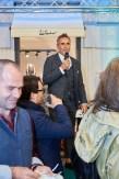 Michi Klamera - Eröffnung des Luis Trenker-Shops (Foto Starpix / Alexander Tuma)