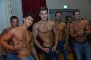 Wahl des Mister Austria 2017 (Foto Mister CompanyPail)