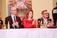 Bernd Pürcher beim Opernredoute Casting (Foto Simon Moestl)