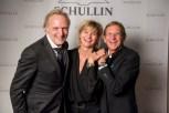Hans und Anne Marie Schullin luden zu einem Vortrag über den Mythos Rolex (Foto Christian Jungwirth)
