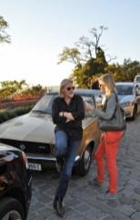Stefan Jürgens im Gespräch mit Hedi Grager (Foto Reinhard Sudy)