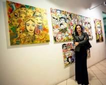 Künstlerin Kim Lone (Foto privat)