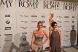 KURIER ROMY Gala 2018 - Hilde Dalik und Pia Hierzegger (Foto Hedi Grager)