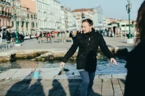 Venedig 2018 - Philipp Schulz (Foto Mateo Moem)