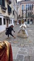 Venedig 2018 - Susanna Hassler und Bettina Dreißger (Foto Hedi Grager)