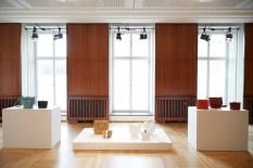 Stiebich Rieth bei 'Der Berliner Salon - Gruppenausstellung (Foto Getty Images für Der Berliner Salon)