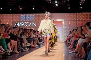 Marc Cain Show - Frühjahr/Sommer Kollektion 2019 (Photo by Gisela Schober/Getty Images for Marc Cain)