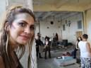 Mathias Kniepeiss Stunt & Photography Masterclass-Workshop - Petra Van Stojka (Foto Hedi Grager)