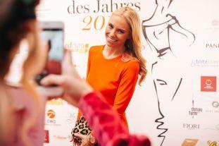 look! Woman of the Year Gala 2018 - Jenny Fellner (Foto Philipp Lipiarski)
