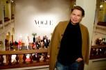 Dawid Tomaszewski beim VOGUE Salon im Januar 2019 in der Villa Elisabeth, Berlin (Foto Sascha Radke für VOGUE Germany)