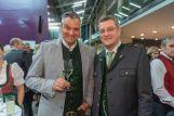 Dorian Steidl mit Bauernbund-Direktor Franz Tonner (Foto Jürgen Fuchs)