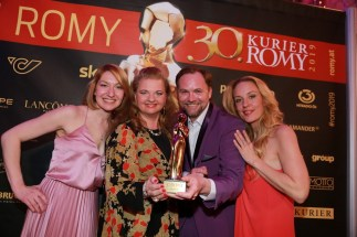 Romy 2019 - Der Österreichische Film- und Fernsehpreis wurden heuer zum 30. Mal vergeben. (Foto Karl Schöndorfer TOPPRESS)