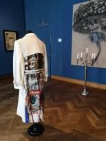 Rudolf Budja Galerie Salzburg: Werke des Designers Kristoffer Simonsen in Kooperation mit dem Künstler Alessandro Painsi (Foto Hedi Grager)