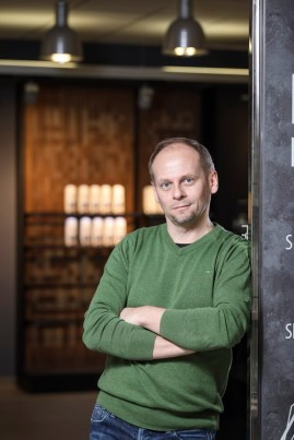 Christian Hammer ist Marketing Manager bei Umdasch The Store Makers. (Foto Thomas Luef)