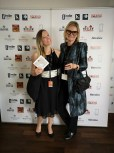 Global Film Showcase during Cannes Film Festival 2019 - Journalist&Publisher Hedi Grager (re.) (Photo privat)