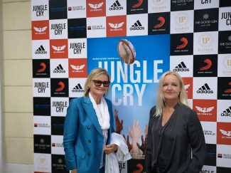 Präsentation Film Trailer of Jungle Cry during the Cannes Film Festival (Photo Hedi Grager)