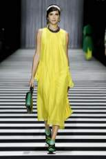 """Marc Cain präsentierte auf der Fashion Week Berlin die Frühjahr/Sommer Kollektionen 2020 unter dem Motto: """"Colour in Motion"""". (Foto Marc Cain)"""