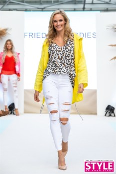 12. Brandboxx Fashion Night in Kooperation mit STYLE UP YOUR LIFE! - Model Patricia Kaiser (Foto Moni Fellner)