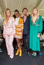 Eröffnungsabend der MQ Vienna Fashion Week 2019 (Foto Starpix /Alexander Tuma)