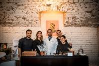 Fesch Bar: Eröffnung und Charity (Foto Fesch Bar)1090 Wien