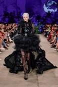 Designerin Marina Hoermanseder präsentierte während der Berliner Fashion Week ihre Autumn/Winter Kollektion 20/21. (Foto Stefan Kraul)