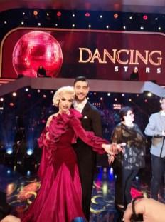 Dancing Stars 2020: Tamara Mascara und Dimitar Stefanin. (Foto Hedi Grager)