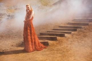 Eva Poleschinski Couture 2020. (Foto Oliver Rathschueler)